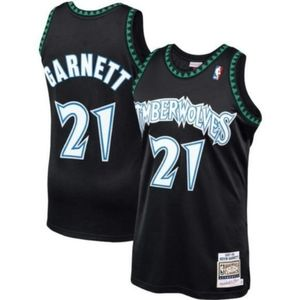 Kevin Garnett Minnesota Timberwolves 21 Jersey